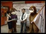 Компания «Интерсвязь» отправила в полет на параплане первого абонента поселка Новосинеглазовский