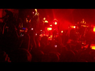 hurts - confide in me (live 17.10.11 glavclub)